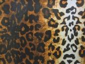 Kunstleer Animal Jaguar