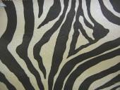Kunstleer Zebra