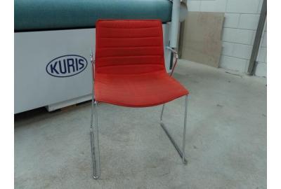 vilt stoffen kopen voor het bekleden Arper stoelen