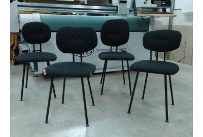 velours stoffen bestellen voor lensfelt stoelen