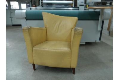 leer kopen op rol zulu voor het bekleden van een fauteuil