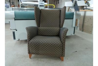 goedkope stoffen kopen voor bekleden fauteuil