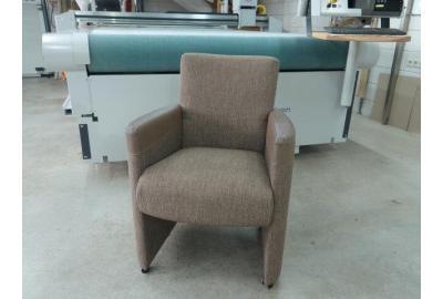 skai leer reparatie armleggers eetkamer fauteuils