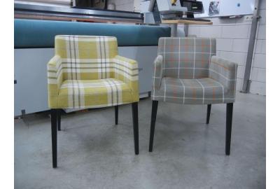 Geruite & Geblokte meubel-stoffen kopen