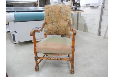 Gestreepte stof kopen koloniale meubelstoffen voor Klassieke stoffering