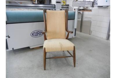 Gebloemde print stoffen kopen voor fauteuil