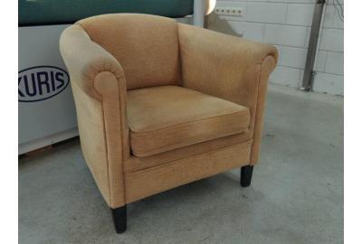 meubelstof kopen voor het bekleden van fauteuil