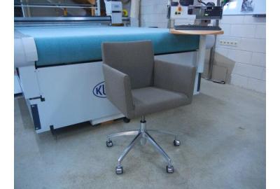 Artifort Bureaustoelen Stofferen met Vilt Meubelstoffen