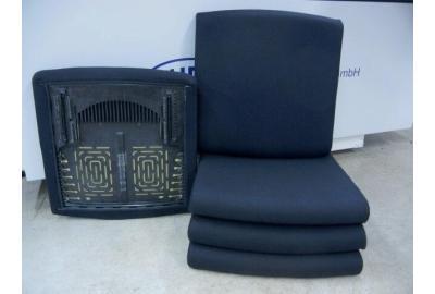 Bureaustoelen stofferen Comforto 5965 met extreme meubelstoffen